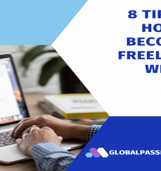 8 Tips on How to Become a Freelance Writer