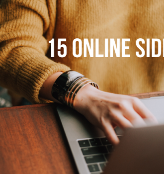 online side jobs for extra money